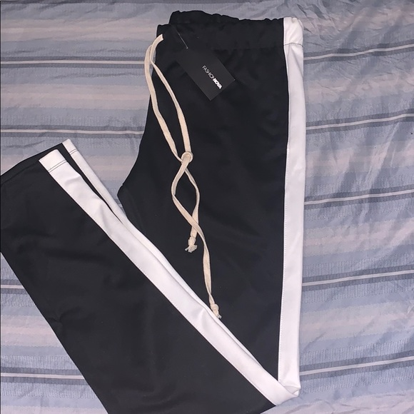 Fashion Nova Pants Track Poshmark